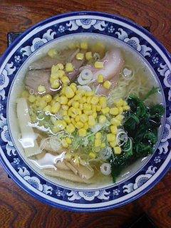 らぁめん優雅のあっさりスープ