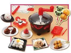 お団子も♪ごはんでもっちり和菓子を作るクッキングトイが発売