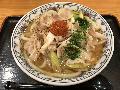 武蔵のからし味噌ラーメンがうどんに!「琴平うどん」の新メニュー!のメイン画像