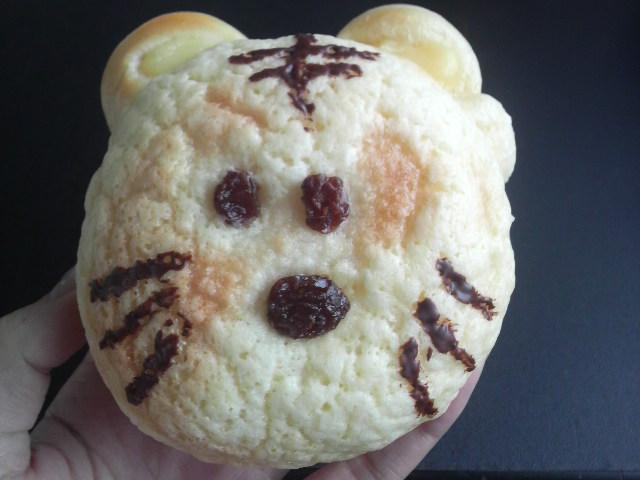 かわいいトラさんパン☆