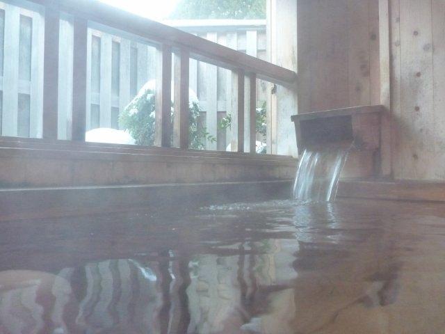 貸切風呂を無料にする方法、五頭村杉温泉の割烹旅館 室町