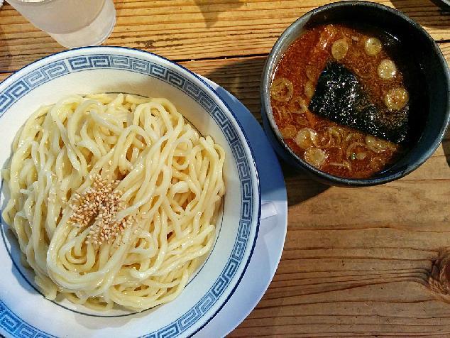 孔明のつけ麺