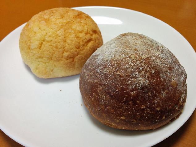 ブーランジェリーカワムラ シュークリームのようなクリームパン