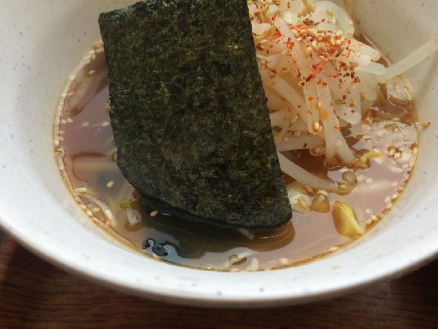 つけ麺、マーボー麺どっちもウマい!江南区まるしん