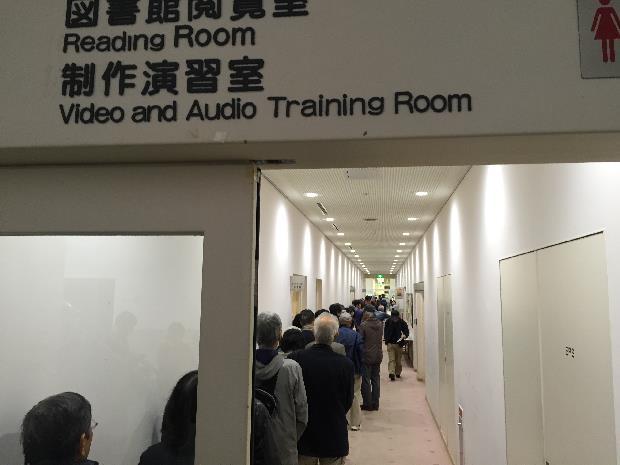 新潟県立図書館で、古本再生市開催!