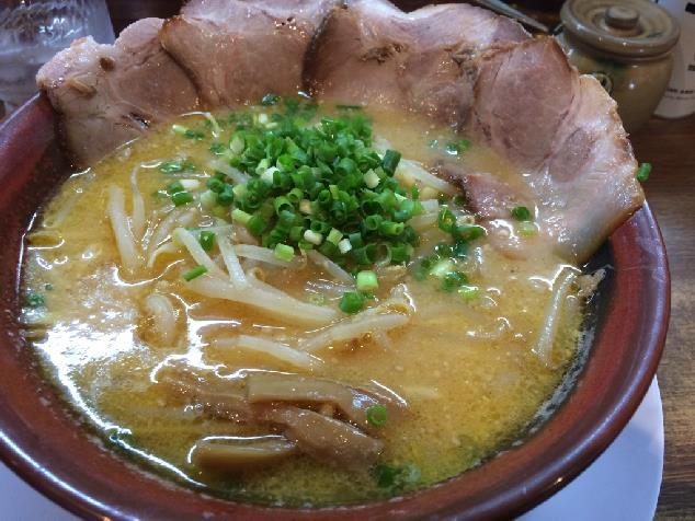 寒くなると食べたくなる味噌ラーメン♪|和玄|新潟県新発田市