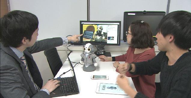 3月18日放送番組で新潟県内の「AI教育」にスポットを当て紹介