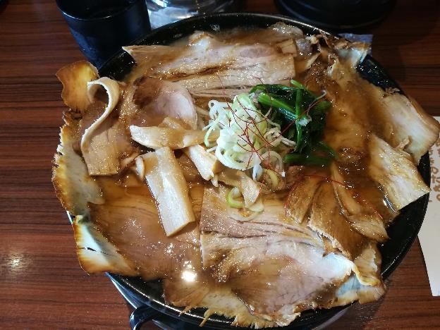 男麺祭 第参陣 〜麺屋肉ばか〜