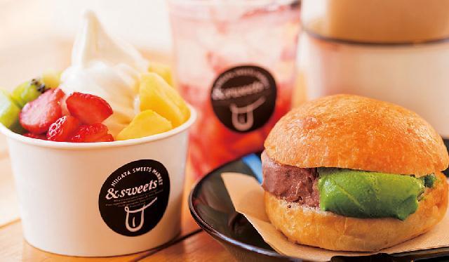 スイーツカフェ「&sweets」新店がデッキー401にオープン!