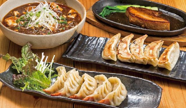 新潟食材がたっぷりの中華や特製海老ラーメン「よなき屋」OPEN