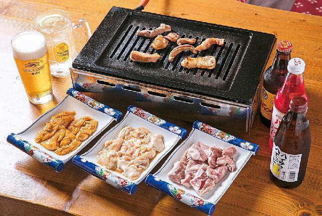 ジューシーもち豚が味わえる「魚沼ホルモン亭 純ちゃん」オープン!