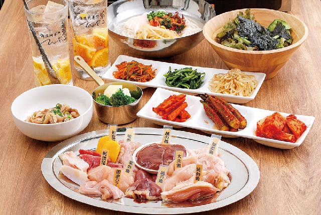 厳選鶏が約10品種!鶏焼肉専門「ひげやっこ」が新潟駅前にオープン