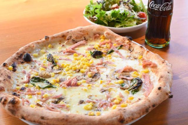 伝統的なナポリピザの店「RORNO(ロルノ)」燕市にオープン!