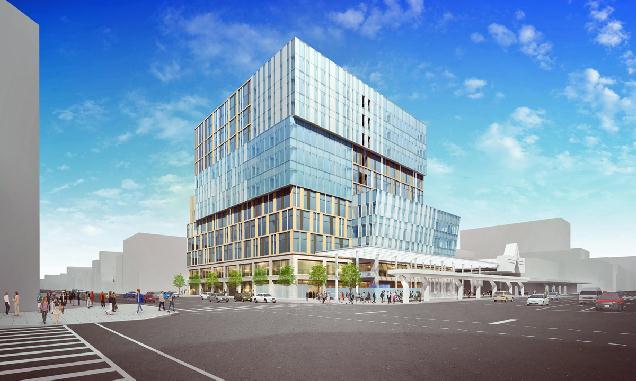 大和デパート跡地の新ビル名称決定!ロゴデザイン投票も受付中♪
