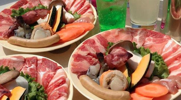 手ぶらBBQ食べ放題が4月28日から営業開始!