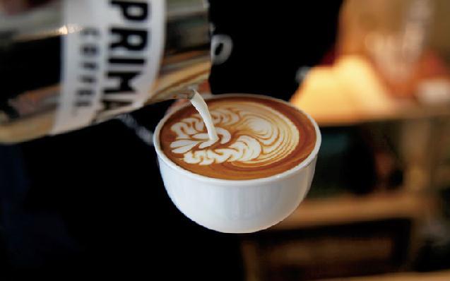 本格コーヒーにラテ・アートも。「プライマルコーヒー」オープン!