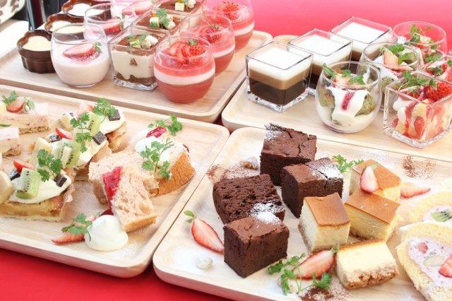 4・5月は周年祭!亀田店ではデザート食べ放題付2,000円のディナーコース登場