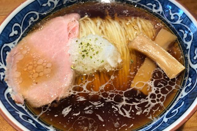 新潟初上陸!ミシュランも認めたラーメン店「麺屋坂本01」に訪問♪