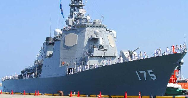 護衛艦『みょうこう』7月中旬に新潟東港で一般公開へ