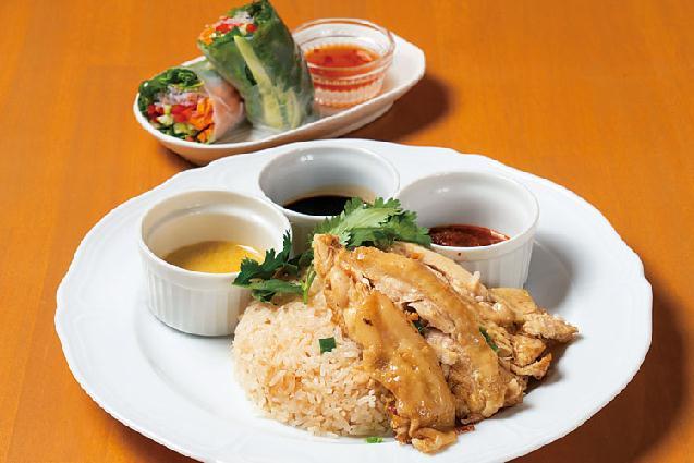 インドネシア出身オーナーが作るアジア料理が魅力 「マナカフェ」