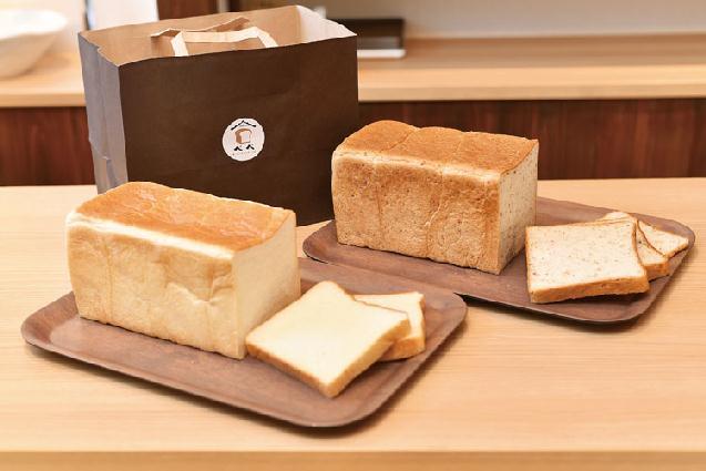 看板食パンは1日400斤を売り上げ!三条で話題のベーカリー
