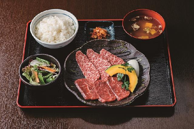 【新登場】和牛がお得に食べれる贅沢ランチ★和牛ロース定食