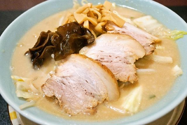 【実食レポ】海鮮具材たっぷりのちゃんぽんみたいなラーメン