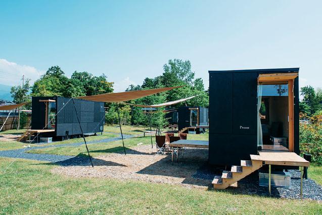 ひと味違うアウトドア体験を。豪農邸宅の敷地内に誕生した宿泊施設