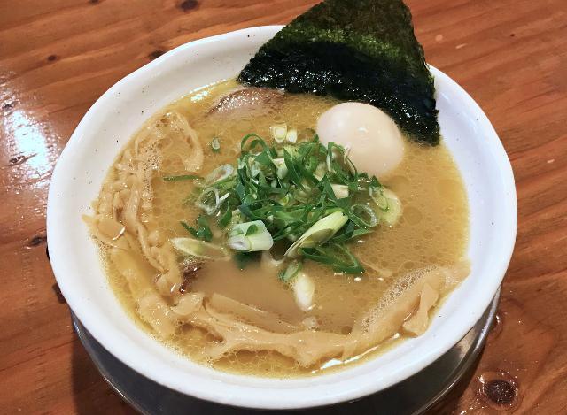 【食レポ】新潟市西区にある新生「らーめん侍元」を初体験!