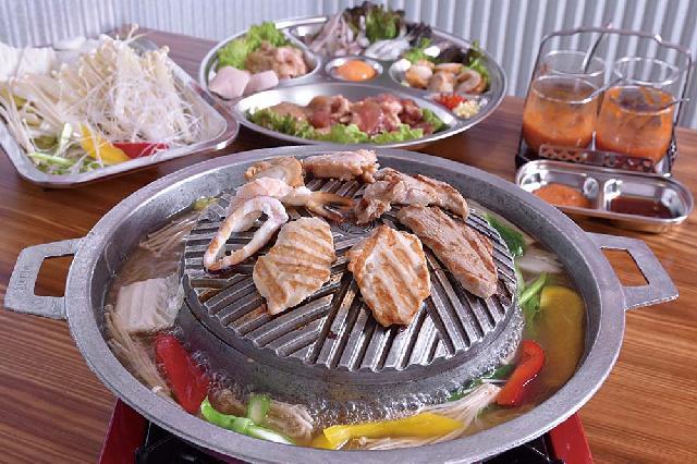 気軽にタイ料理が食べたい! タイ風焼き肉「ムーガタ」を新潟で!