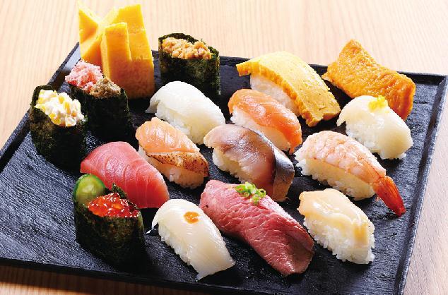 NS+のお寿司食べ放題人気ベスト3!