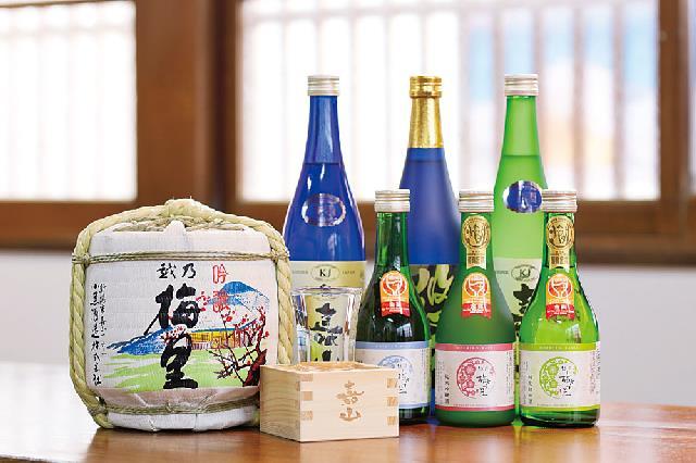 新潟市北区の老舗酒蔵が気軽に寄れる直売所「嘉山亭」オープン!
