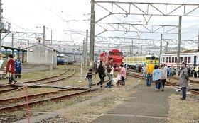なおえつ鉄道まつり2012