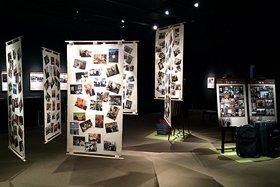 特別企画展「写真で綴(つづ)る ドナルド・キーンのあゆみ」