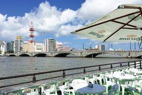 萬代橋サンセットカフェ
