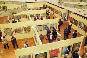 第24回 アークベル県民アマチュア絵画展