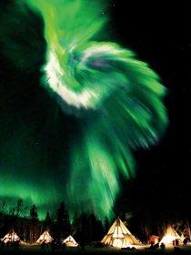 プラネタリウム 冬の新番組「オーロラ 生命の輝き」