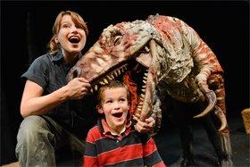 恐竜どうぶつ園 〜ティラノサウルスがやってくる! 〜