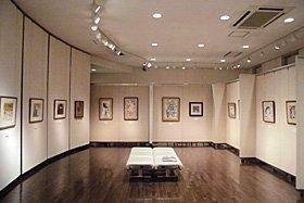 2017 南魚沼市所蔵作品展示企画 第2期「抽象絵画の先駆者 大沢昌助展」