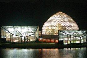 夜の植物園まつり