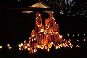 第16回 宵の竹灯籠まつり