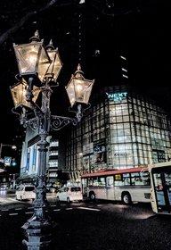 高田佳彦・写真画展=街の灯=