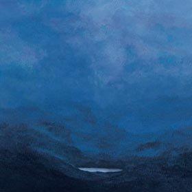 三輪晃久 日本画展 —自然との心のふれあい—