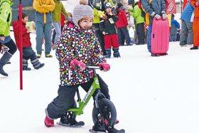 松之山温泉スキー場 スキーカーニバル