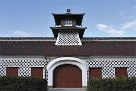「旧新潟税関庁舎と史跡」展