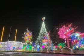 ユニオンツール クリスマスイルミネーション