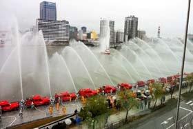 平成31年 新潟市消防出初式