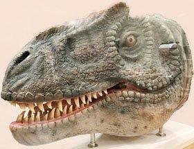 新春特別展「ミニ恐竜展」