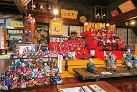 第20回 城下町村上 町屋の人形さま巡り