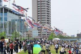 信濃川感謝祭 やすらぎ堤川まつり2019